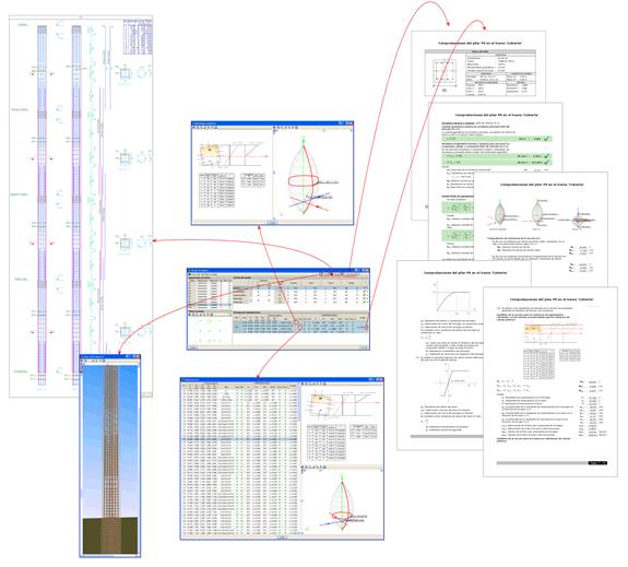Novedades versión 2012 CYPECAD. Pulse para ampliar la imagen